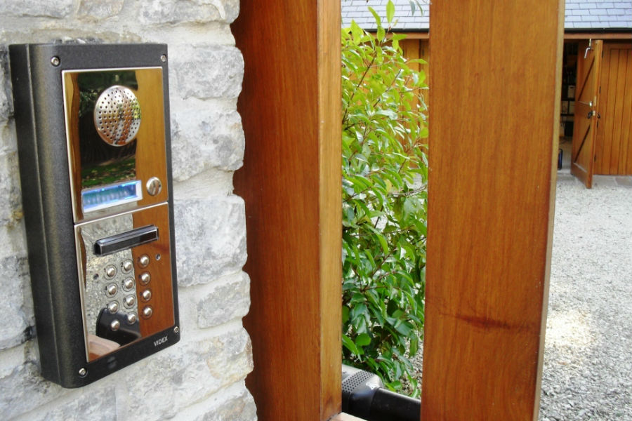 Access control - door entry