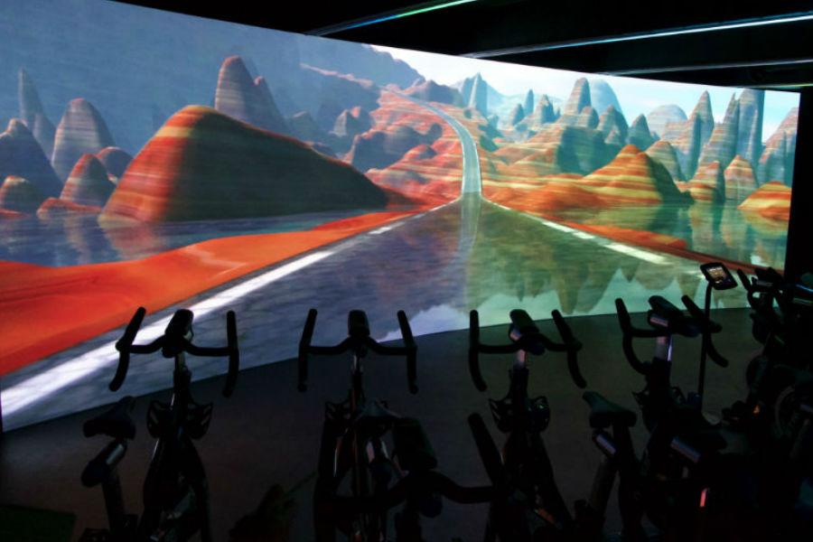 audio video - projector screens
