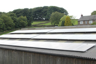 Solar PV Installation Moderns Rugby Club