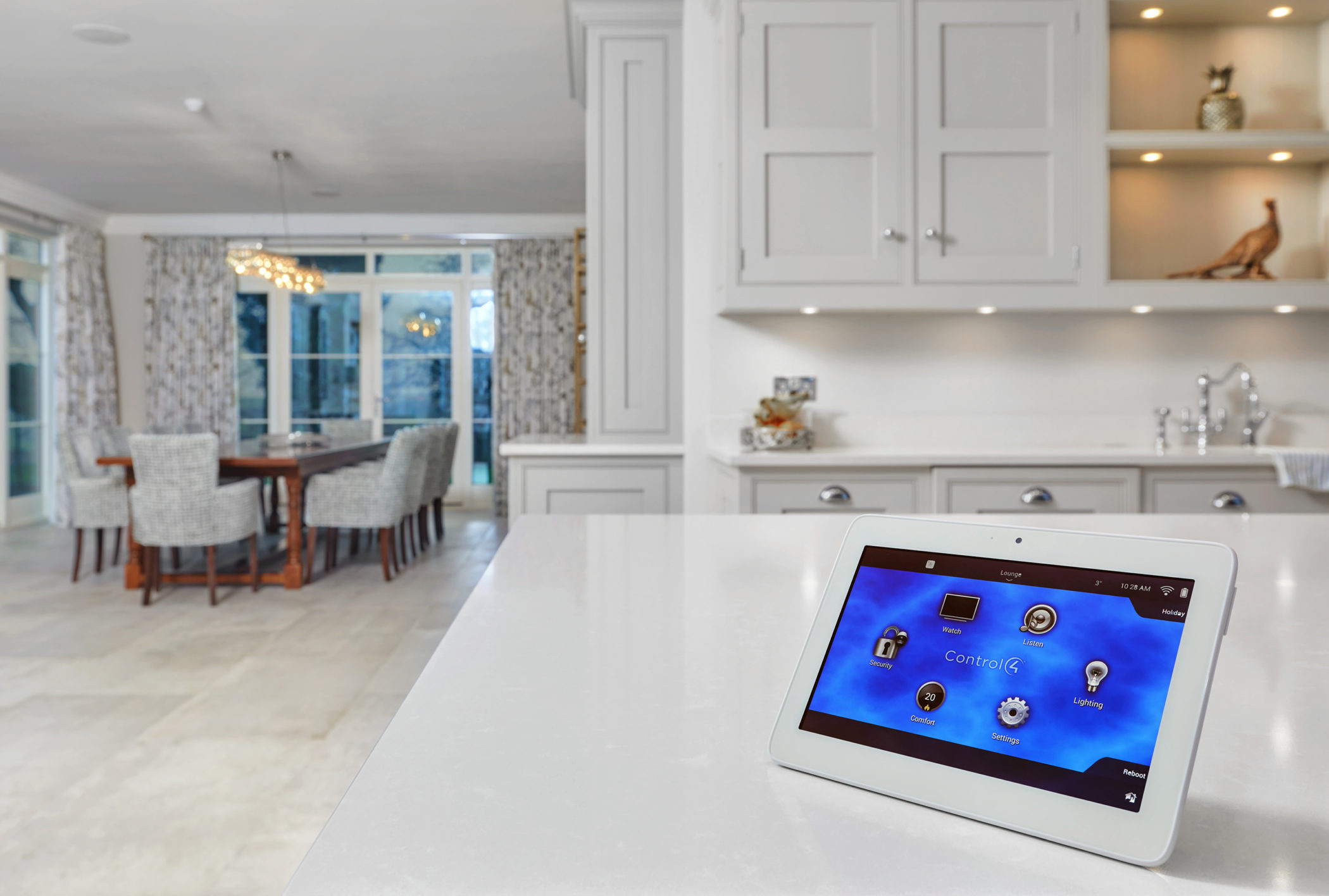 smart home controls from one device